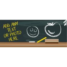 Blank Blackboard Mug