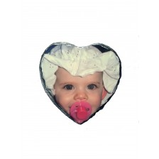 Photo Rock Slate Heart
