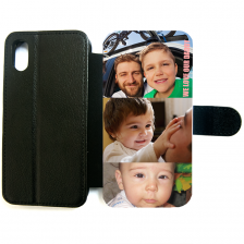 iPhone XS Wallet Cover Case