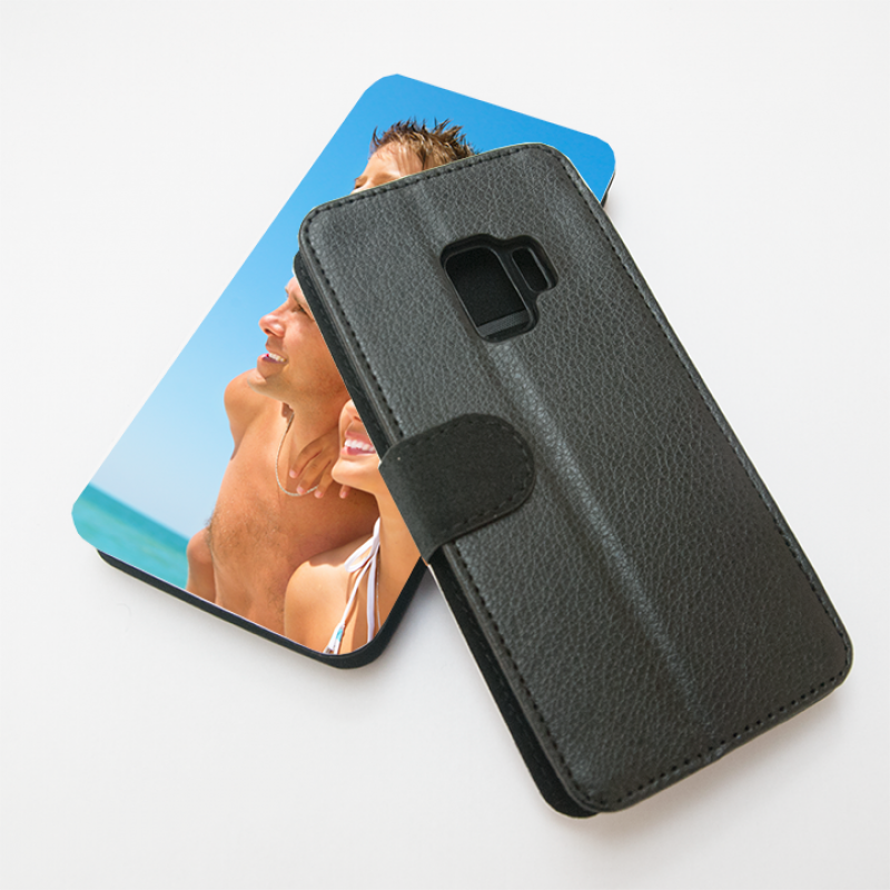the best attitude 9537f c1bb3 Samsung Galaxy S9 plus Wallet Cover case
