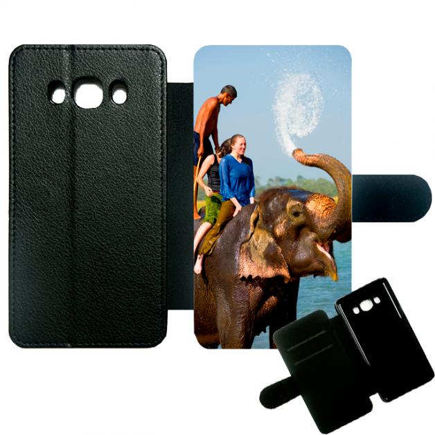 Samsung J5 2016 (J510) Wallet Cover Case