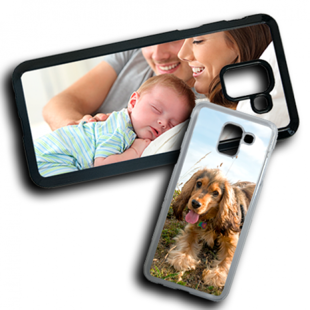 Samsung Galaxy J6 Hard Plastic Case