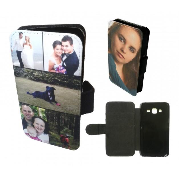 Samsung J5 Wallet Cover Case