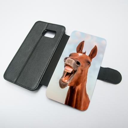 Samsung Galaxy S7 Edge Wallet Cover Case
