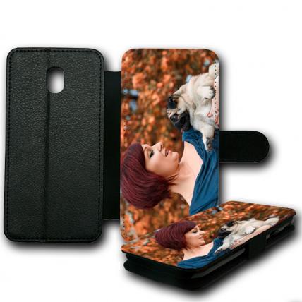 Samsung Galaxy J3 2017 Wallet Cover Case (J330)