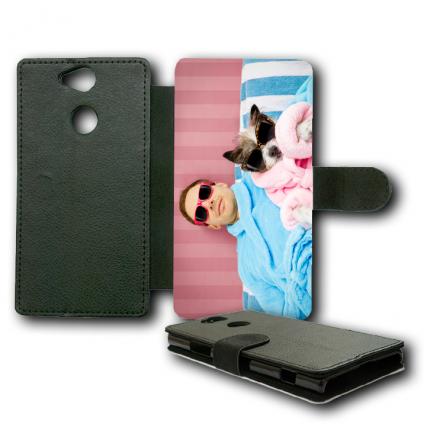 Sony Xperia XA2 Wallet Cover case