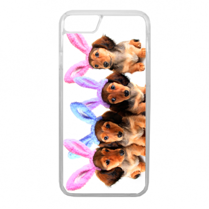 iPhone 8 Rubber Case