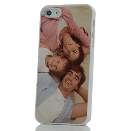 iPhone 5 / 5S Hard Plastic Printed case