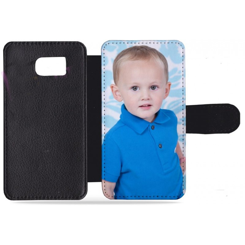 e0ab16a60b1 Samsung Galaxy S6 edge Flip Wallet Cover